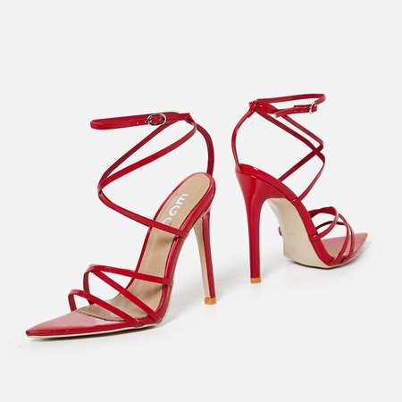 Ego Red Shoes