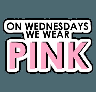 On Wednesdays We Wear Pink on We Heart It