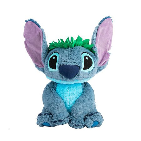 Disney Store Peluche Stitch hawaiien, taille moyenne - shopDisney France