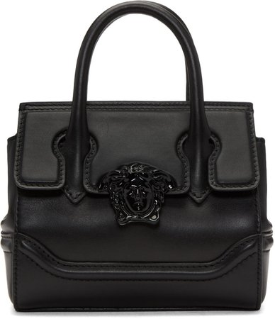 VERSACE MINI EMPIRE BAG BLACK