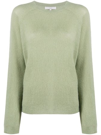 Vince Ribbed Knit Jumper Ss20 | Farfetch.Com