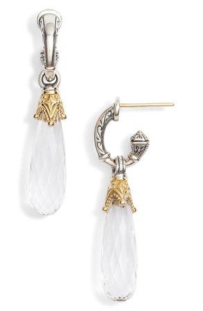 Konstantino Pythia Crystal Drop Earrings | Nordstrom