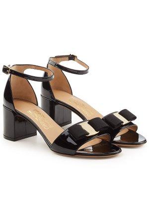 Gavina Patent Leather Sandals Gr. US 10