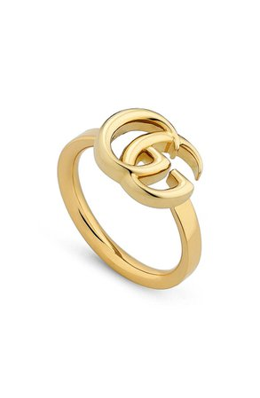 Gucci GG Running 18k Gold Ring | Nordstrom