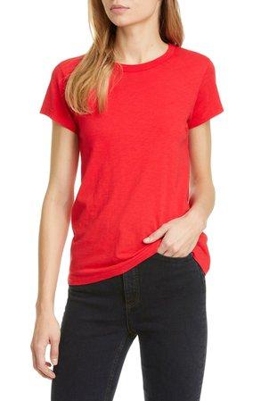 rag & bone The Slub Cotton T-Shirt | Nordstrom