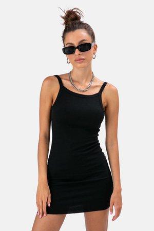 Kloss Open Back Dress – Adika
