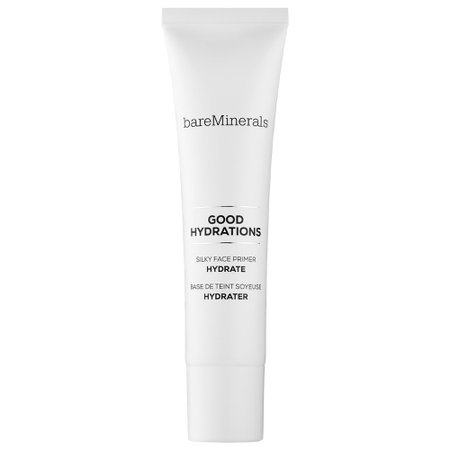 Good Hydrations Silky Face Primer - bareMinerals | Sephora