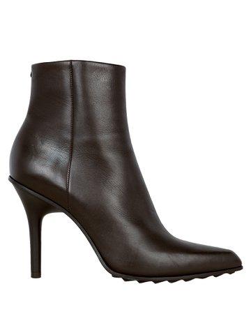 Rag & Bone | Waylon Leather Ankle Booties | INTERMIX®
