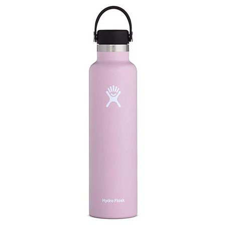 Amazon.com: Hydro Flask Standard Mouth Water Bottle, Flex Cap - 24 oz, Frost: Sports & Outdoors