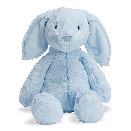 Manhattan Toy® Lovelies Bailey Bunny Plush Toy in Blue | Bed Bath & Beyond