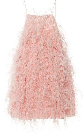 Cecilie Bahnsen Kaori Bandeau Dress Size: 6