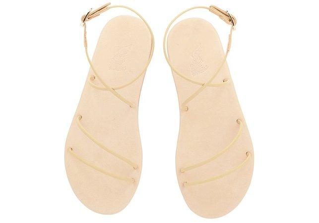 Angel Natural Sandals by Ancient-Greek-Sandals.com