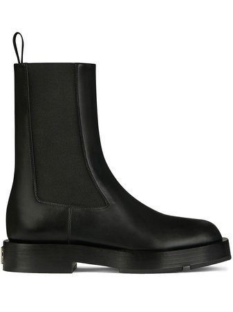 Givenchy Chunky Sole Chelsea Boots - Farfetch