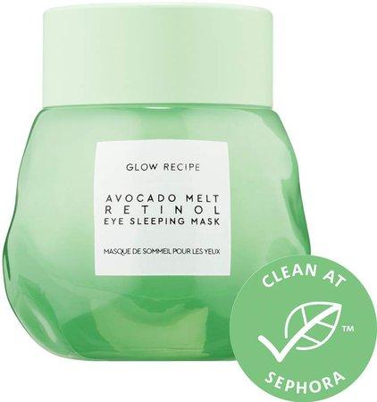 Glow Recipe - Avocado Melt Retinol Eye Sleeping Mask