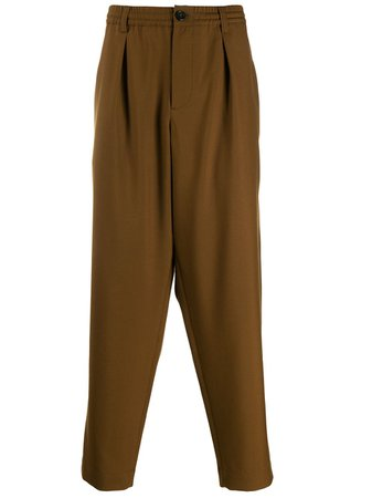 Marni Wide Leg Trousers - Farfetch