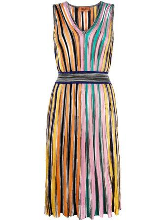 Missoni полосатое платье без рукавов -30%- купить в интернет магазине в Москве   Цены, Фото.