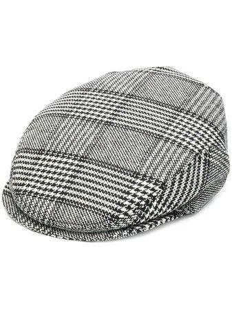 Dolce & Gabbana Checked Flat Cap