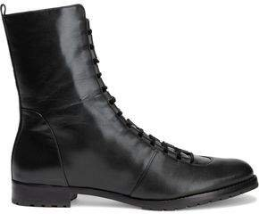 Benjamine Leather Ankle Boots