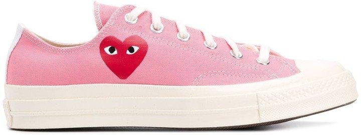Comme Des Garçons Play X Converse x Converse Chuck 70 low-top sneakers