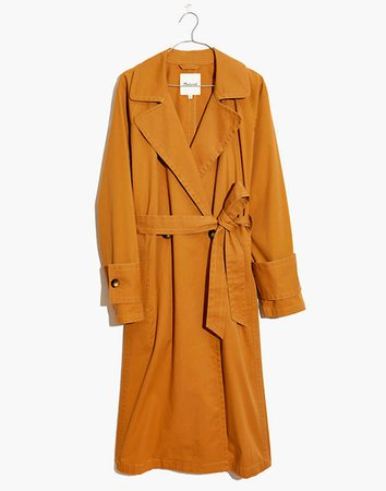 Sedgwick Trench Coat brown