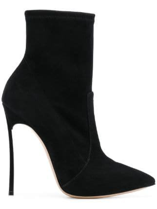 Casadei Techno Blade Ankle Boots - Farfetch