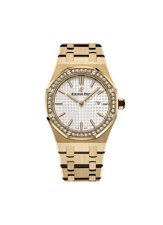 67651BA.ZZ.1261BA.01 Audemars Piguet Royal Oak Yellow Gold | Essential Watches
