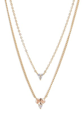 Nordstrom Layered Necklace | Nordstrom