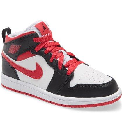 'Air Jordan 1 Mid' Sneaker | Nordstrom