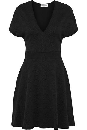 Wrap-effect buckled wool-felt dress   GUCCI   Sale up to 70% off   THE OUTNET