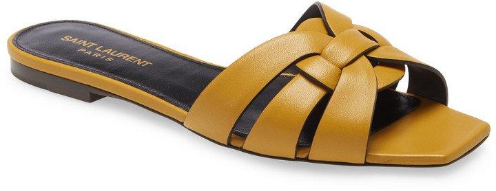 Nu Pieds Slide Sandal