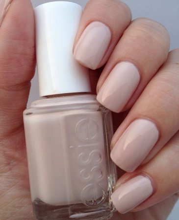 PINTEREST - Nude nail