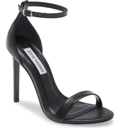 Steve Madden Brandie Ankle Strap Sandal (Women) | Nordstrom