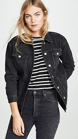 Madewell Oversized Jean Jacket | SHOPBOP