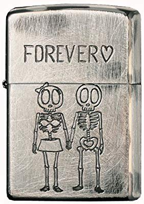 Amazon.com: Zippo FUNNY SKULL/2UDS-FOREVER: Sports & Outdoors