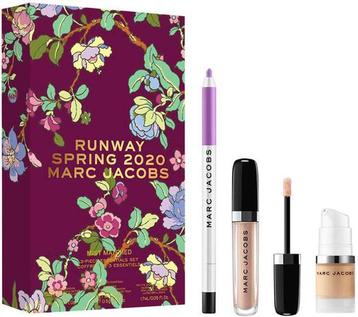 Beauty - Mist Matched 3-Piece Essentials Set - Spring Runway Edition