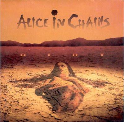 """Dirt"" album cover (Alice In Chains)"