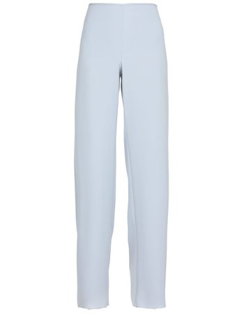 GIORGIO ARMANI SILK DRESS PANTS