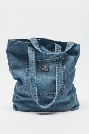 BDG Denim Tote Bag   Urban Outfitters