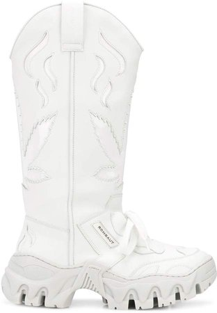 Rombaut Boccaccio chunky boots