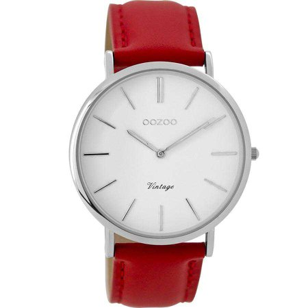 Red Wrist Watch