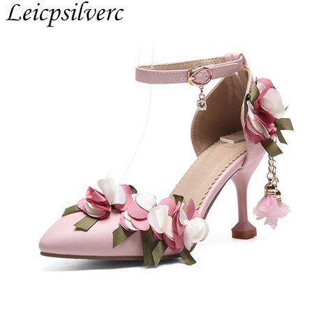 lolita shoes nude - Pesquisa Google