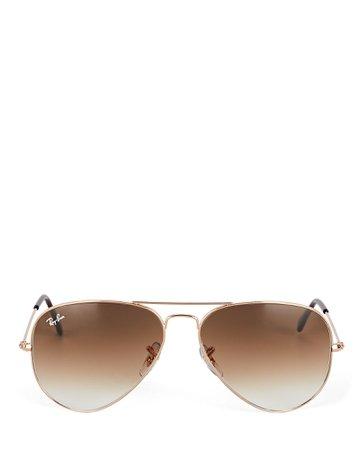 Ray-Ban Classic Aviator Sunglasses | INTERMIX®