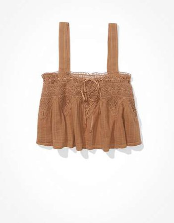 AE Lace Swing Cami