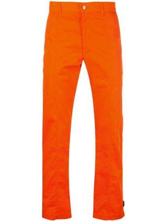 Anton Belinskiy slim-fit Trousers - Farfetch