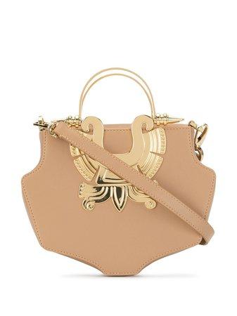 Okhtein The Minat Clutch Bag - Farfetch
