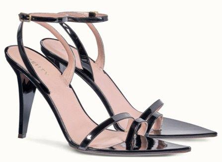 FENTY Black Sandals