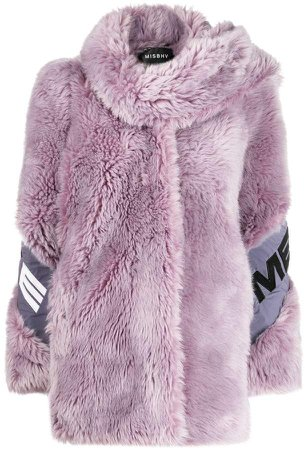 Europa faux fur coat
