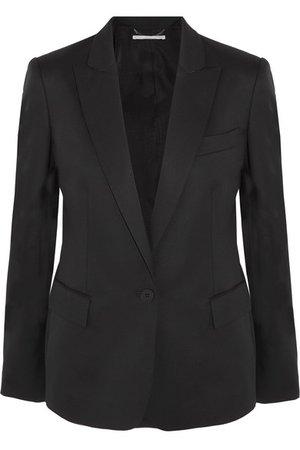 Stella McCartney | Ingrid grain de poudre wool blazer | NET-A-PORTER.COM