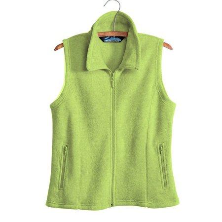Tri-Mountain - Tri-Mountain Crescent 7020 Micro Fleece Vest, X-Small, Pear - Walmart.com - Walmart.com