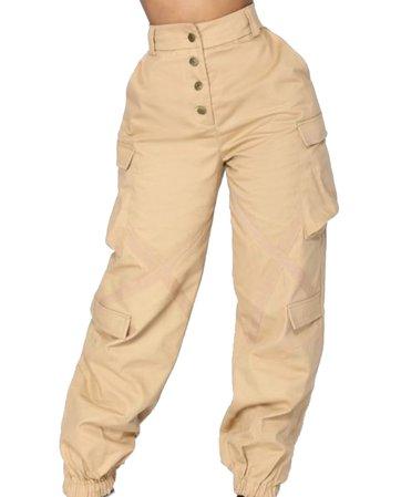 fashionova cargo pants
